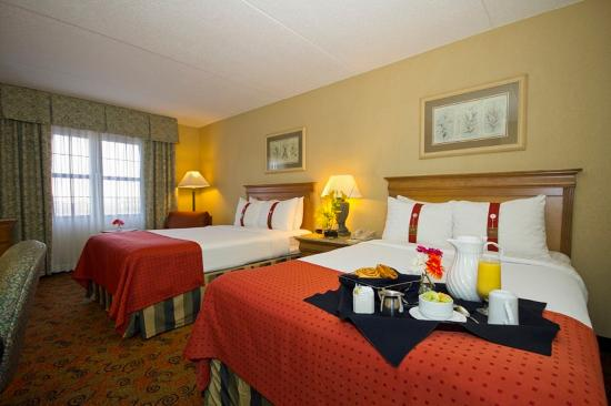 Tinley Park, IL: Double Bed Guest Room