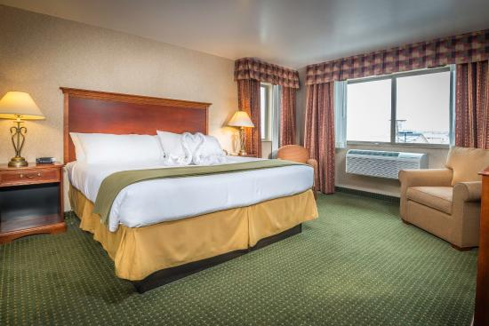 Holiday Inn Express & Suites - Gunnison: Single Bed Guest Room