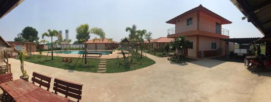 a very nice little Resort in Nong Song Hong