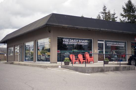 The Daily Roast Fine Coffee Company Inc.