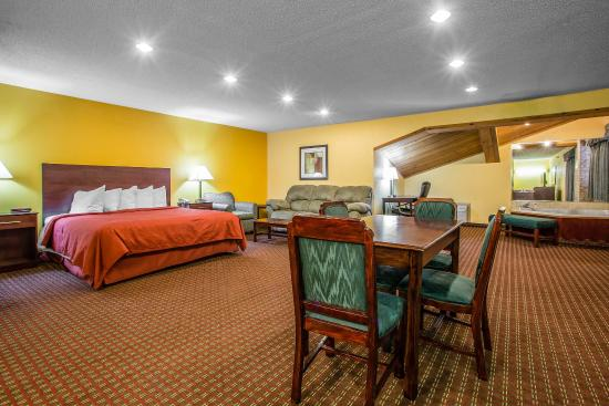 Mosinee, WI: Guest Room