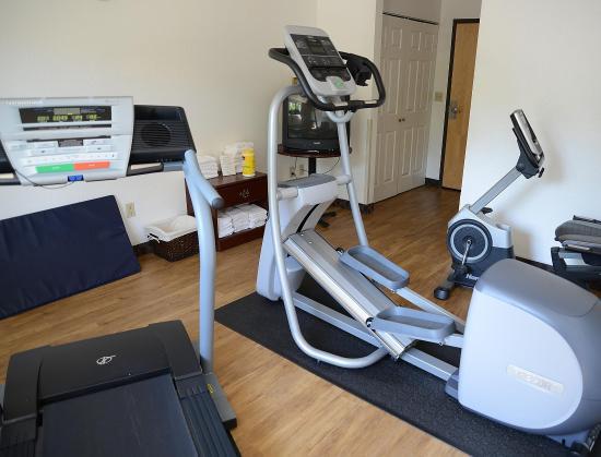 Riversage Billings Inn: Health club