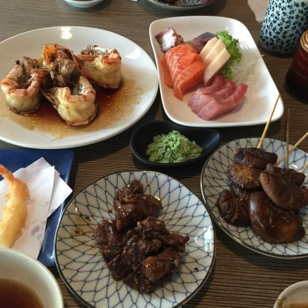 All you can eat - Review of Shin Yuu Japanese Restaurant ...