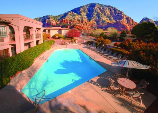 Sedona Real Inn and Suites: Pool