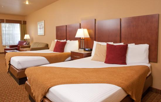 Sedona Real Inn and Suites: Reál_Double_Queen_Suite