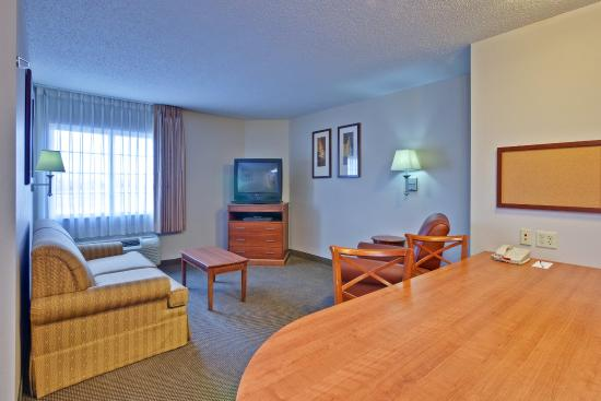 Candlewood Suites Fort Wayne : 1 Bedroom Suite