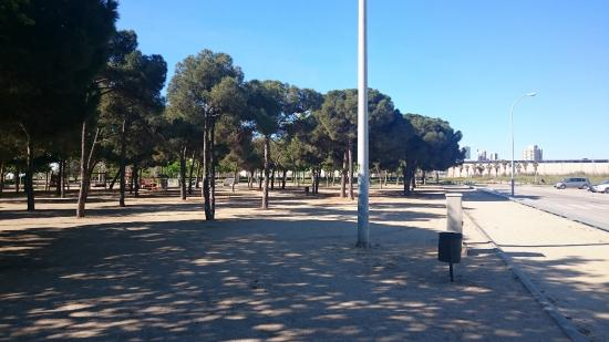 Sant Adria de Besos, Spain: Parc del Litoral