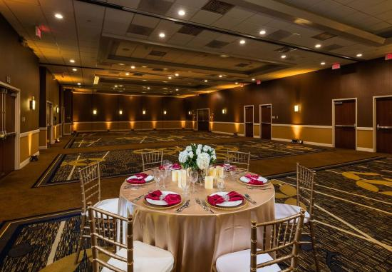 Monrovia, CA: Banquet Hall