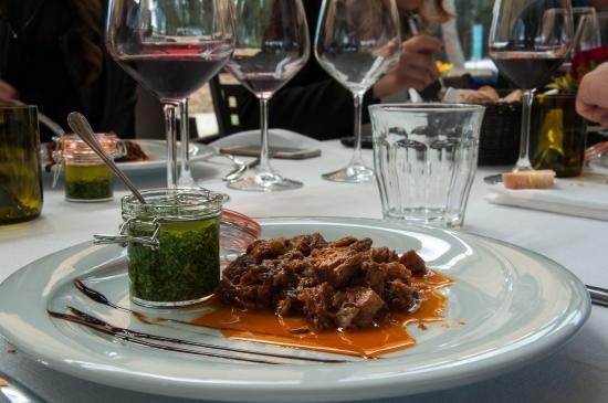 Montespertoli, Italië: I nostri piatti