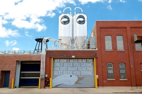 Photo of Brewery Goose Island Beer Co. at 1800 W Fulton St, Chicago, IL 60612, United States