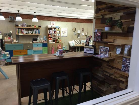 Amanzimtoti, Sydafrika: Inide restaurant