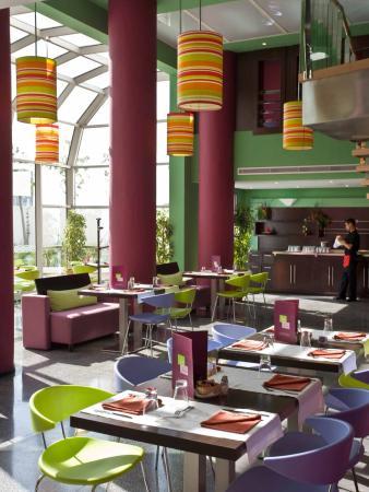 Ibis Casa Sidi Maarouf: Restaurant