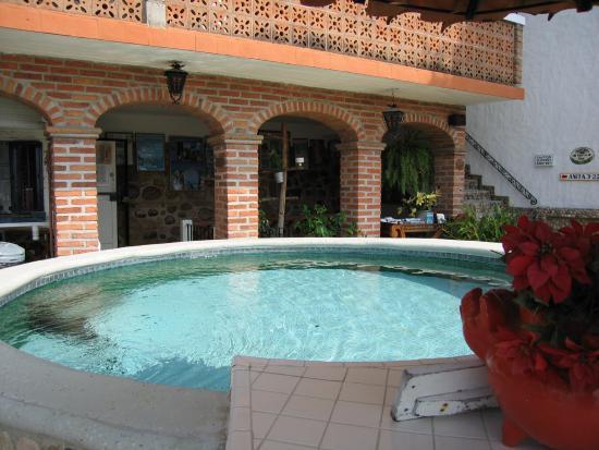 Casa Anita y Corona del Mar: Reception and Tour desk