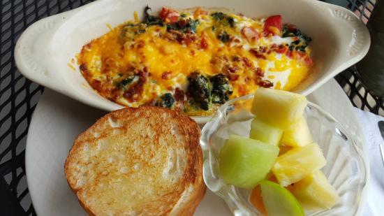 Garden Bistro: Breakfast