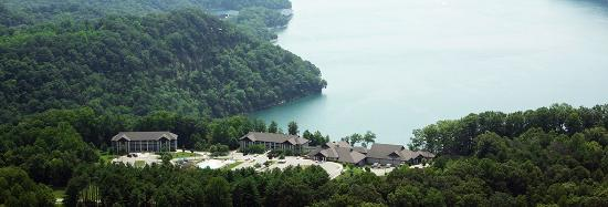 Dale Hollow Lake State Resort (Mary Ray Oaken Lodge): View