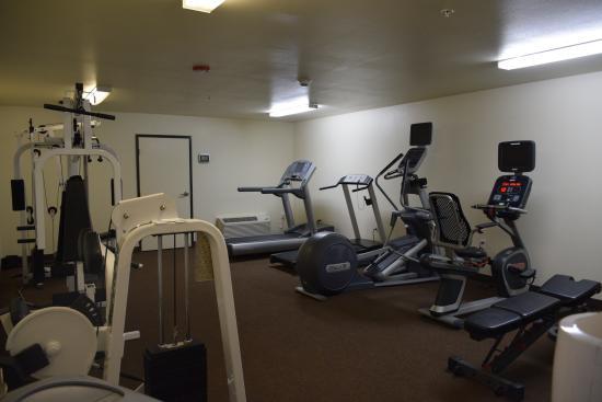 แซงเกอร์, แคลิฟอร์เนีย: Fitness Center