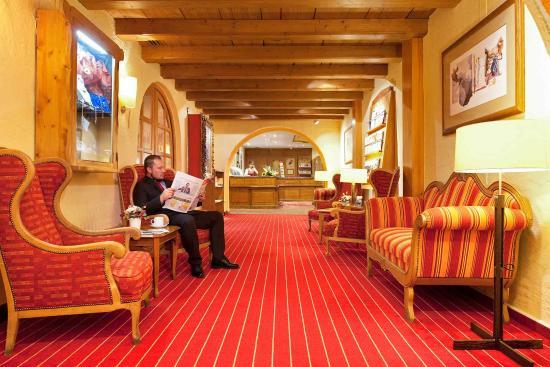 โรงแรมเมอร์คิว การ์มิช-ปาร์เทนไคร์เชน