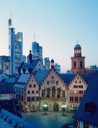 Ambassador Frankfurt Hotel: Other