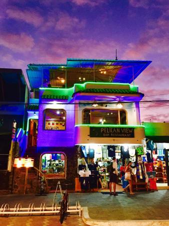 Pelikan View Restaurant: Pelikan View exterior