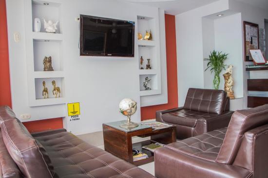 Hotel Villa Rita Chiclayo: Lobby