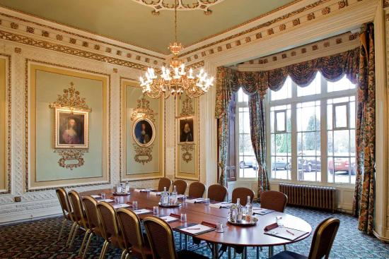 Clayton le Moors, UK: Meeting Room