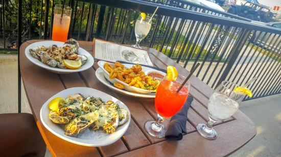Bay Saint Louis, MS: Dinner