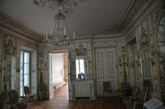 Interno parco picture of lazienki palace palac for Interno della casa