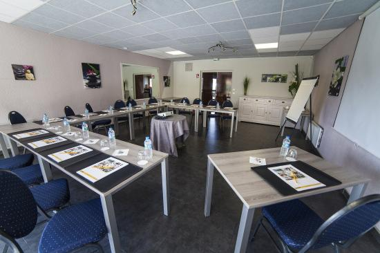 Comfort Hotel Garden Lille Tourcoing : Meting Room