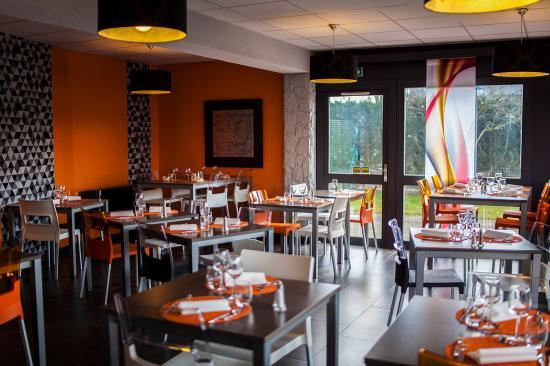 Comfort Hotel Garden Lille Tourcoing : Restaurant