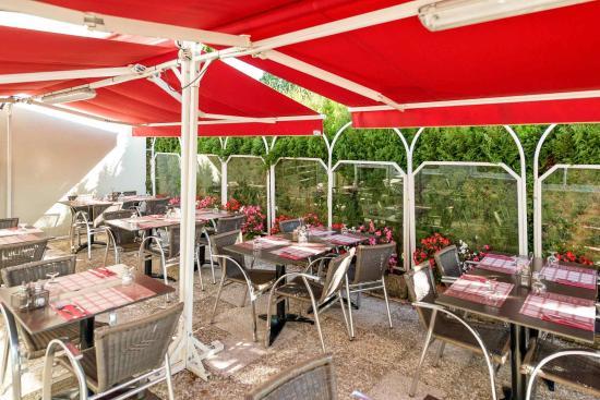 Ibis Besancon Marchaux: Restaurant
