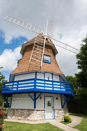 Nederland, تكساس: Dutch Windmill Museum