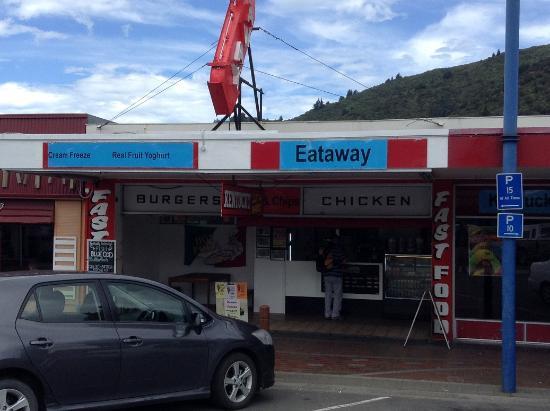 Kentucky Eataways.