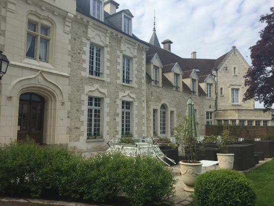 Fere-en-Tardenois, Francia: Food
