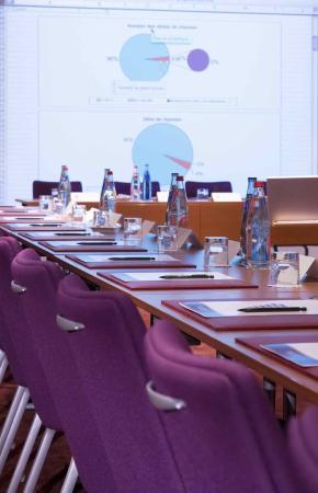 Le Pian Medoc, Frankrike: Meeting Room