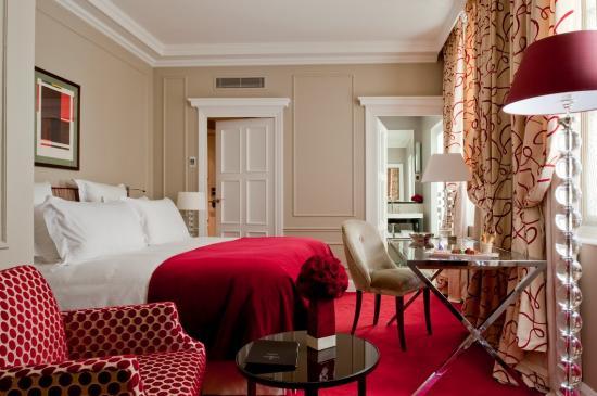 Hotel Le Burgundy: Classic Room