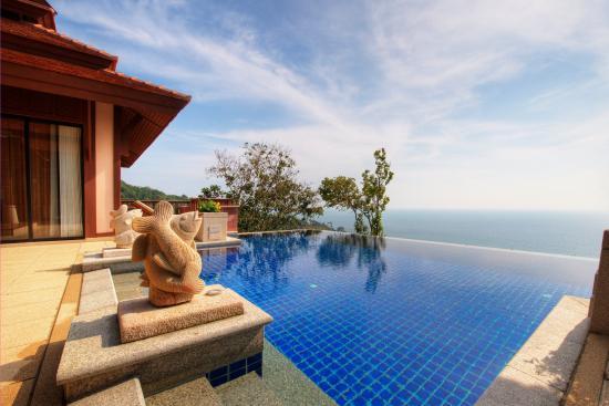 Pimalai Resort and Spa: Hillside Ocean View Private Pool Villa