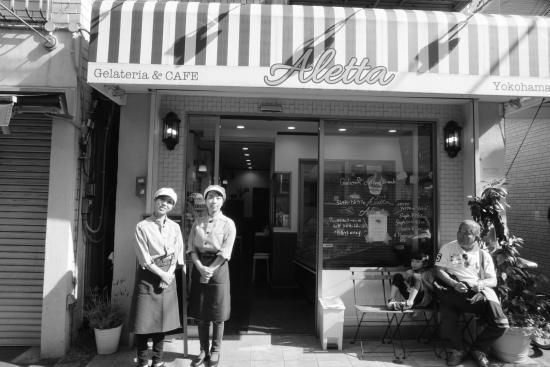 Gelateria & Cafe Aletta