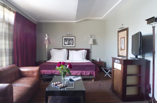 Bellevue, Suiza: Junior Suite