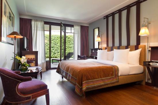 Bellevue, Suiza: Superior Room