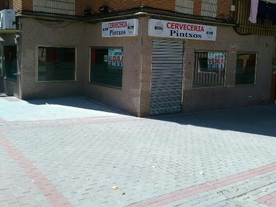 Фуэнлабрада, Испания: Cerveceria pintxos
