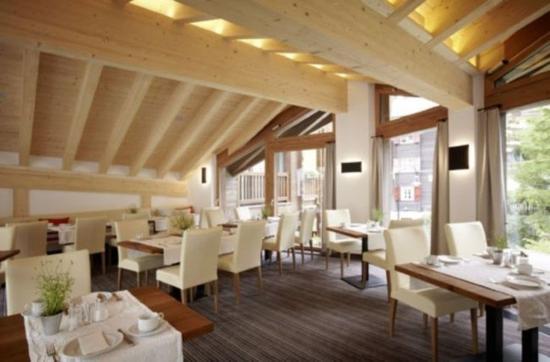 Europe Hotel & Spa: Restaurant