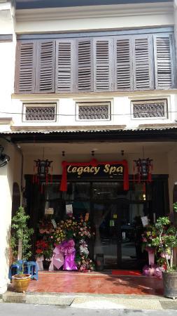 Gelugor, Malezya: Legacy spa