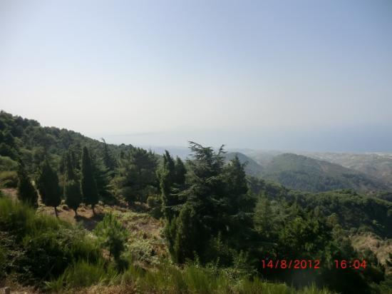 Province of Messina, Italia: Messina - Santuario di Dinnammare.