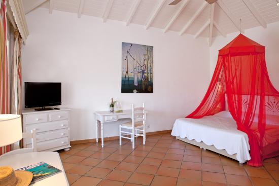 Hotel La Plantation: Upper Studio