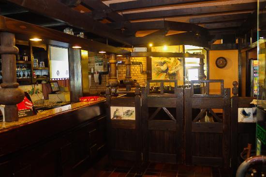 Domzale, Eslovênia: Pipca bar area