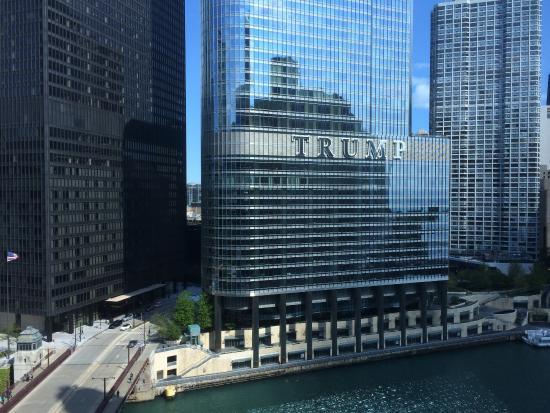 Window View - Royal Sonesta Chicago Riverfront Photo