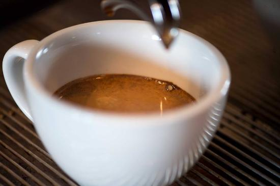 Profile Coffee and Roasters: espresso drinks
