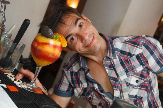 Elements Ibiza Beach Restaurant: Elements Cocktails