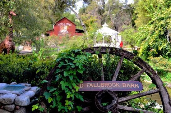 1898 Historic Barn Picture Of Myrtle Creek Botanical Gardens Nursery Fallbrook Tripadvisor