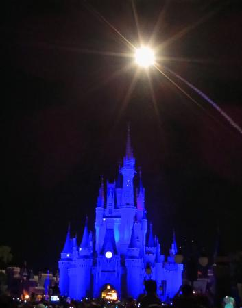 Wishes, Disney Magic Kingdom - Picture of Happily Ever After